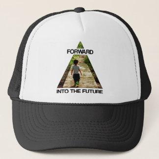 Schicken Sie in die Zukunft nach Truckerkappe