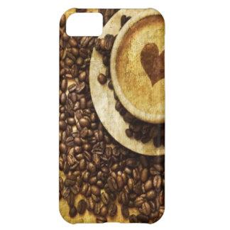 Schicker Java-Cappuccino iPhone 5C Hülle