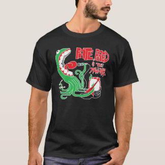 Schicksal, Fred u. der Maler Octy Torten-T - Shirt