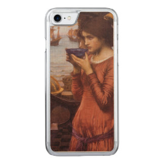 Schicksal John William Waterhouse Carved iPhone 8/7 Hülle