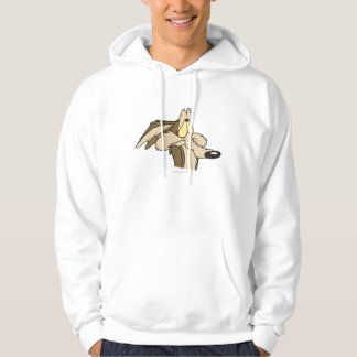 Schicksal Wile E. Coyote Impending Hoodie