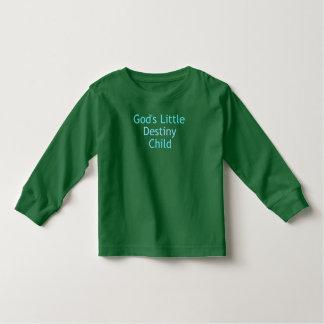 Schicksals-Kind Kleinkind T-shirt