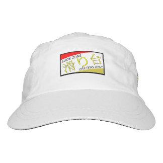 Schieben Sie Zonen-Drifter-nur Hut Headsweats Kappe