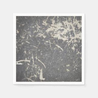 Schiefer, Stein, natürliche Felsen-Geologie Papierservietten