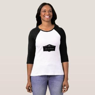 Schießen Sie mich Fotografie-Vintages Logo T-Shirt