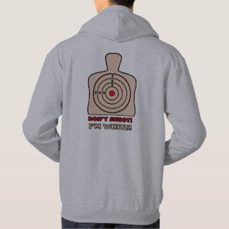 Schießen Sie nicht! Hoodie