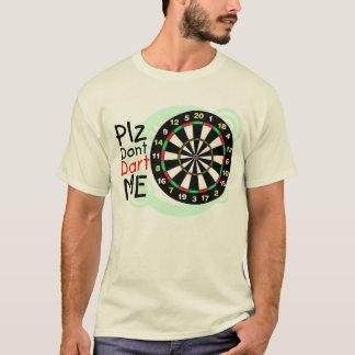 Schießen Sie nicht Mee T-Shirt