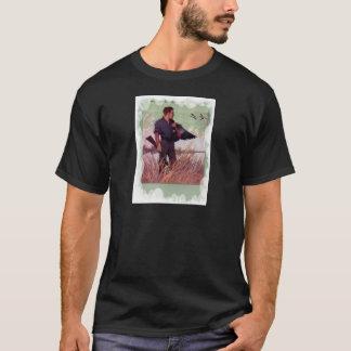 Schießenvögel auf den Sümpfen T-Shirt