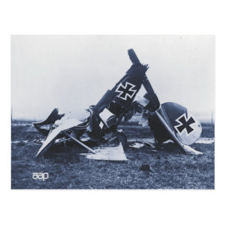 Schiffbruch des Weltkrieg-1 eines deutschen Postkarte