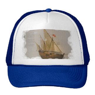Schiffe der Weltforscher, Vasco da Gama Netzmütze