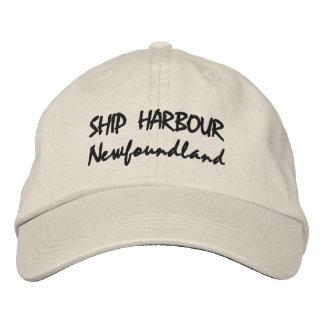 Schiffs-Hafen NL bedecken mit einer Kappe Bestickte Caps