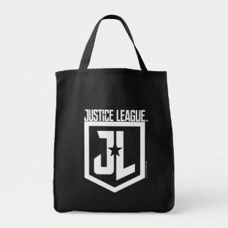 Schild der Gerechtigkeits-Liga-| JL Tragetasche