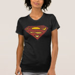Schild des Supermann-S T Shirts