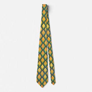 Schild-Party Krawatte