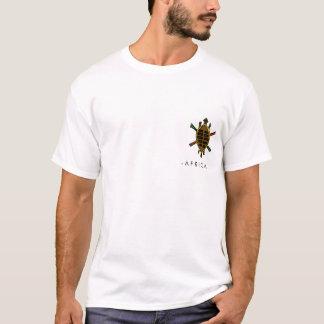 Schild und Stangen T-Shirt