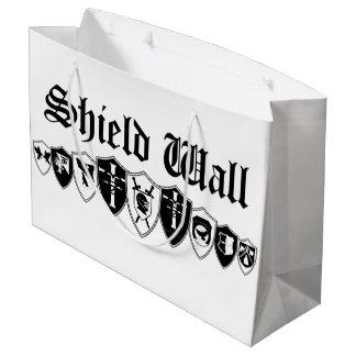 Schild-Wand Große Geschenktüte