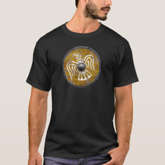 schild Wikinger viking shield T-Shirt