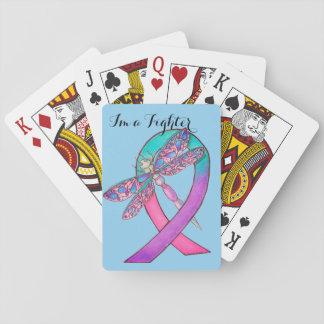 Schilddrüsenkrebs-Band Spielkarten