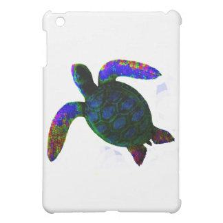 Schildkröte-Blau die MUSEUM Zazzle Geschenke Hüllen Für iPad Mini