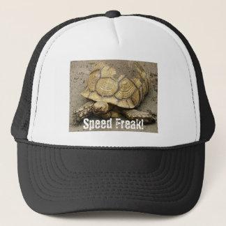 Schildkröte, Geschwindigkeits-Freak! Truckerkappe