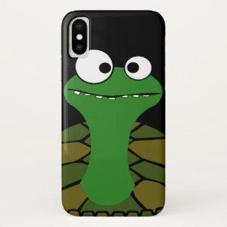 Schildkröte iPhone X Hülle