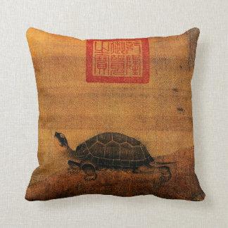Schildkröte Kissen
