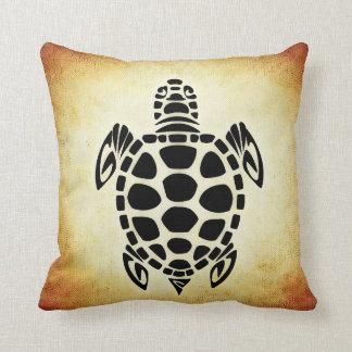 Schildkröte-Kissen Kissen
