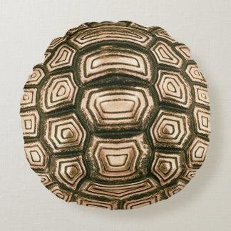 Schildkröte-Muschel Kissen