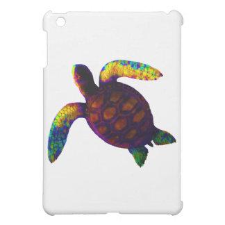 Schildkröte-Orange die MUSEUM Zazzle Geschenke iPad Mini Hülle