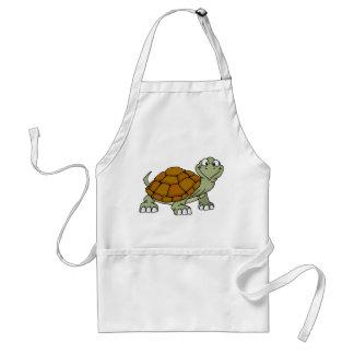 Schildkröte Schürzen