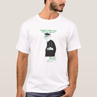 Schildkröte-Shirts machen Sie smarter* T-Shirt