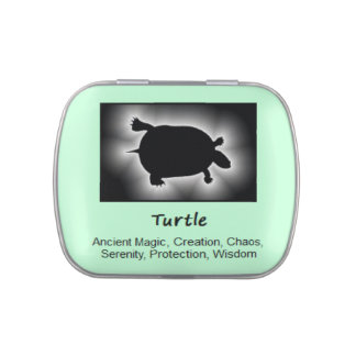 Turtle Animal Spirit Meaning Collectible