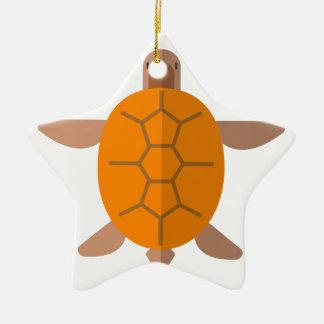 Schildkröte von der oben genannten ursprünglichen keramik ornament