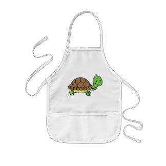 Schildkrötebaby-Schürze
