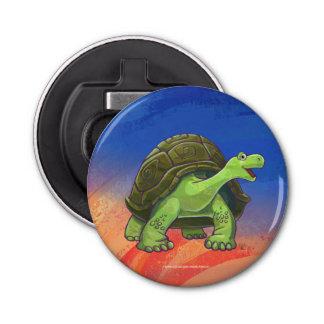 Schildkröten-Geschenke u. Zusätze Runder Flaschenöffner