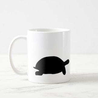 Schildkröten-und Hase-Rennen Kaffeetasse