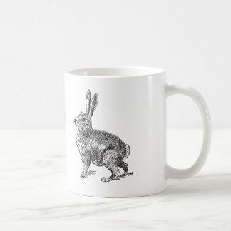 Schildkröten- und Hase-Tasse Kaffeetasse