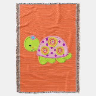 Schildkröteschablonenentwurf Decke