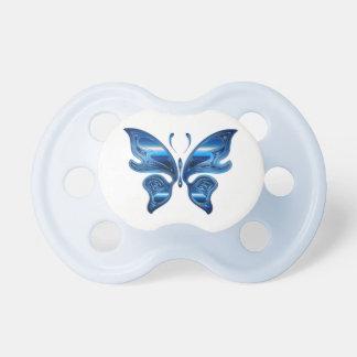 Schillernder Schmetterling Schnuller