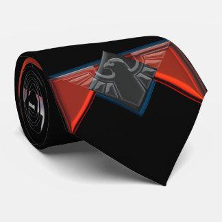 Schillingsvogel-Krawatte Personalisierte Krawatten