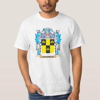 Schimkus Wappen - Familienwappen Hemd
