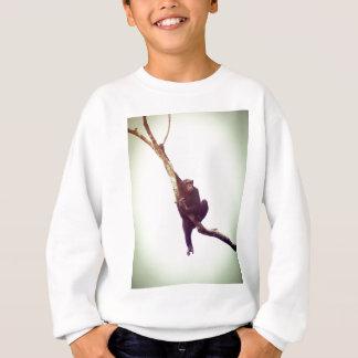 Schimpanse im Baum Sweatshirt