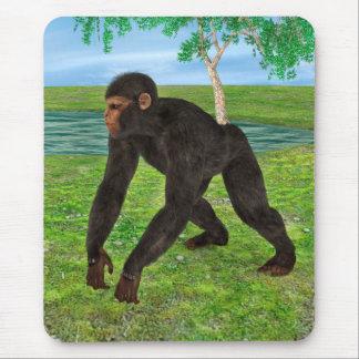 Schimpanse Mauspad