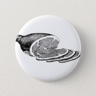 Schinken Runder Button 5,1 Cm