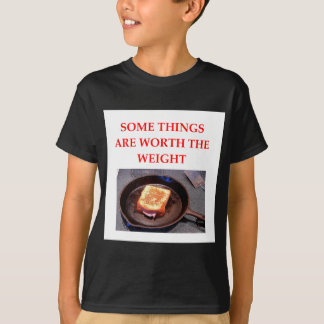 Schinken- und Käsesandwich T-Shirt