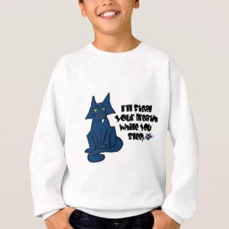 Schlaf Kat Kraze Sweatshirt