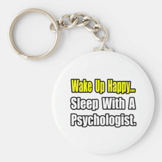 Schlaf mit einem Psychologen Schlüsselanhänger