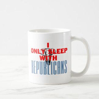 Schlaf-Republikaner Kaffeetasse