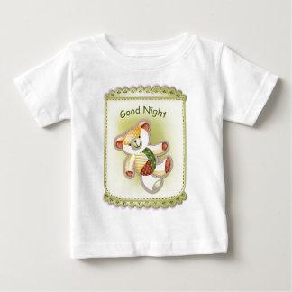 Schlafanzug bear baby t-shirt