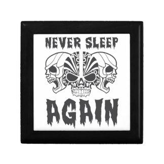 Schlafen Sie nie wieder Erinnerungskiste